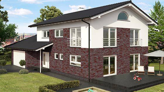 Klinkerkonfigurator klinkerfassade wvds isolierklinker for Klinkerhaus modern